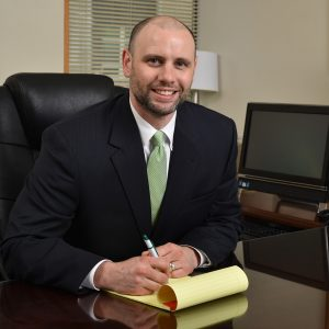 James R. Eskridge, attorney at Megargel, Eskridge, & Mullins, LLP - Ohio